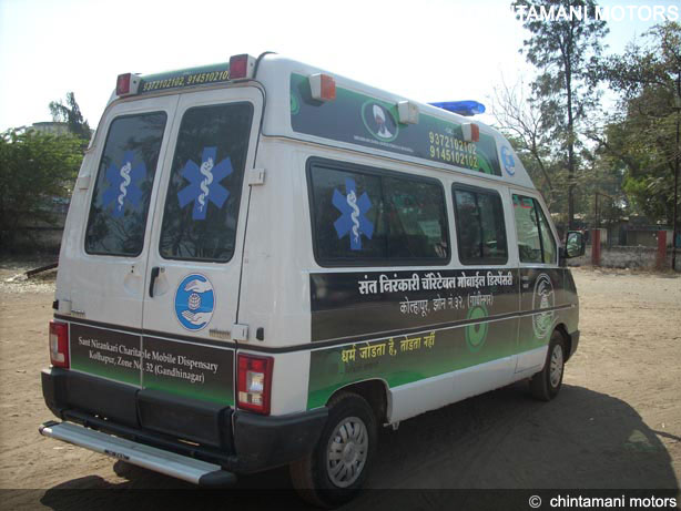 Hi-tech Ambulance, Ambulance, Ambulance Manufacturers in