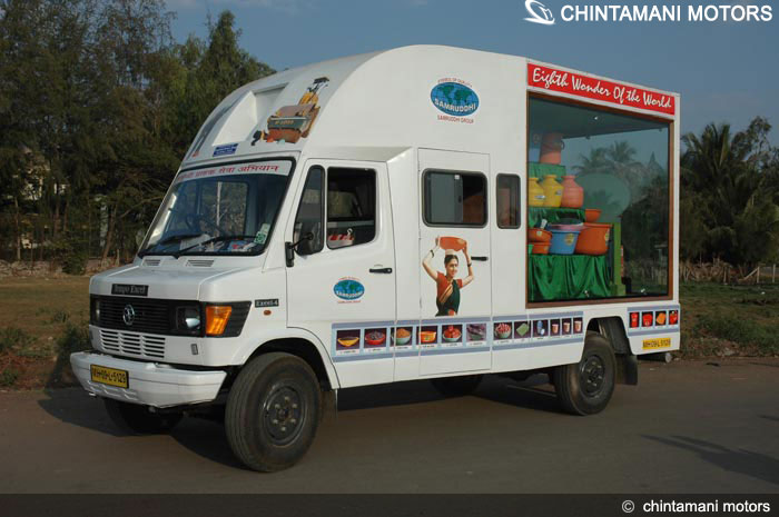 Mobile Home Value >> Great commercial value, Showroom on wheels, Mobile showroom manufacturer in Maharashtra, India