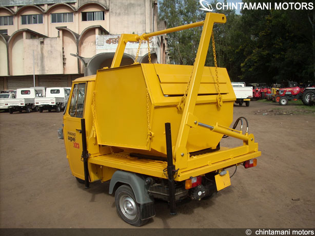 Vehicles for solid waste management and municipal for Placer motors used cars